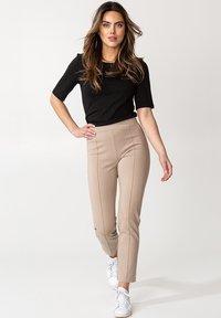 Indiska - Leggings - Trousers - beige - 2