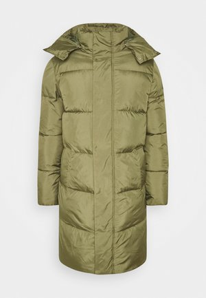 MODERN PUFFER COAT - Cappotto invernale - tree moss green
