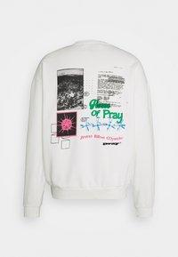 PRAY - AUGUST UNISEX - Sweatshirt - vintage ash - 1