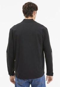 Puma - SCUDERIA FERRARI - Zip-up hoodie -  black - 2