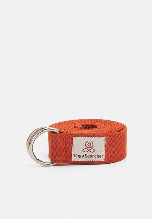 BELT - Cinturón - apricot