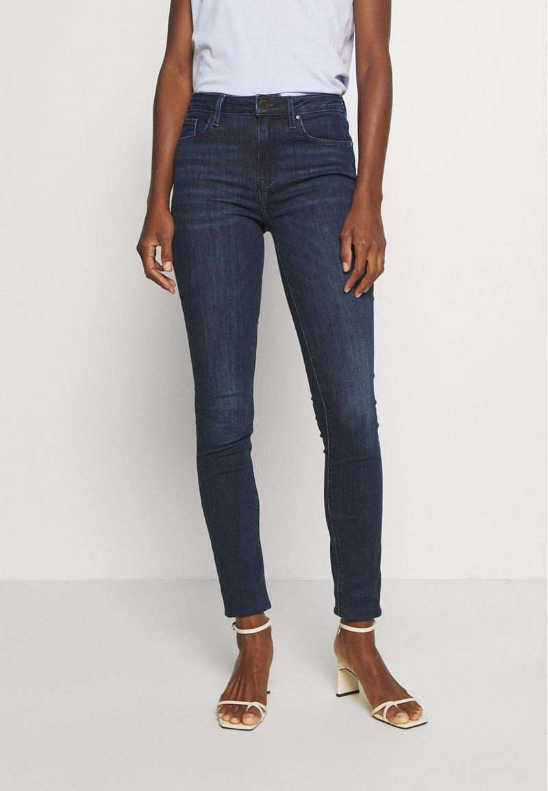 Tommy Hilfiger - COMO  - Jeans Skinny Fit - dark-blue denim
