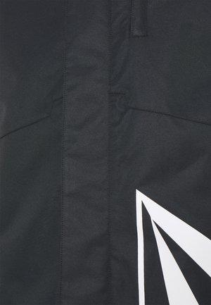 FORTY JACKET - Kurtka snowboardowa - black
