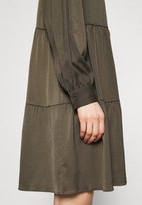 Samsøe Samsøe - MARGO DRESS - Day dress - black olive - 3