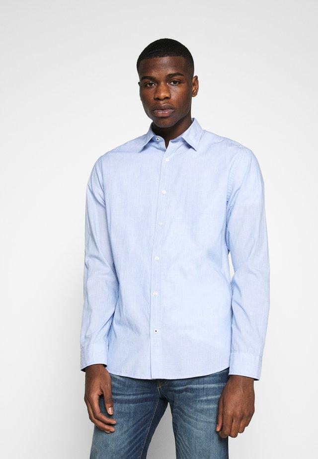 JJEPLAIN - Shirt - blue