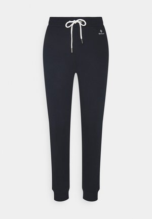 LOCK UP PANTS - Pantalones deportivos - evening blue