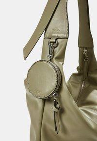 edc by Esprit - PIXIE  - Handbag - light khaki - 5