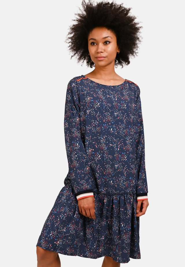 ROMEAL - Day dress - blue