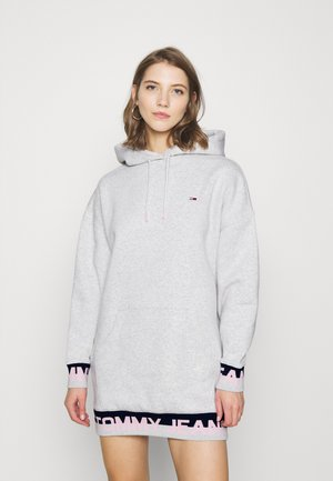 BRANDED - Day dress - silver grey