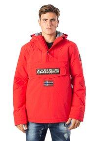 Napapijri - Winter jacket - mottled dark red - 0