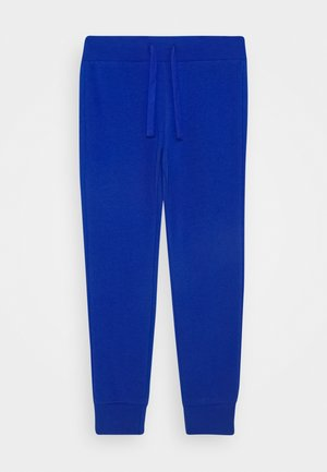 BASIC BOY - Tracksuit bottoms - blue