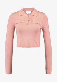 Lost Ink - POLO - Pullover - pink - 3