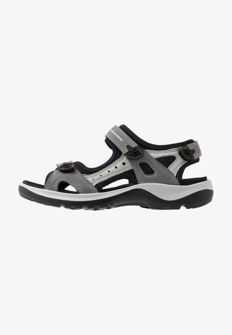 ECCO - OFFROAD - Walking sandals - titanium