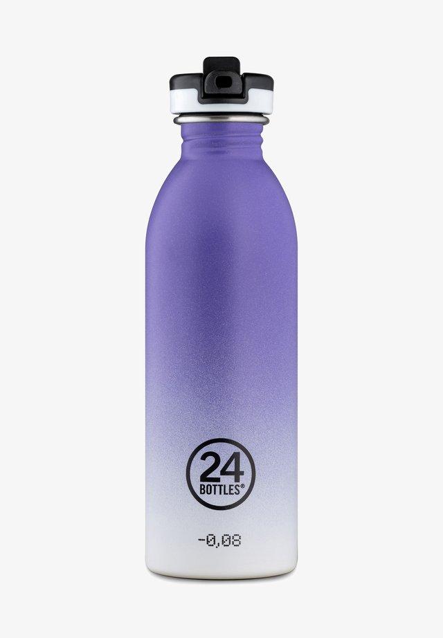TRINKFLASCHE URBAN BOTTLE FLORAL - Other accessories - purple rhythm