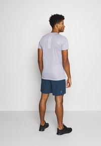 adidas Performance - RUN IT SHORT - Sports shorts - crew navy - 2