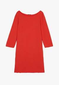 Tezenis - MIT U-BOOT-AUSSCHNITT - Jersey dress - red lipstick - 4