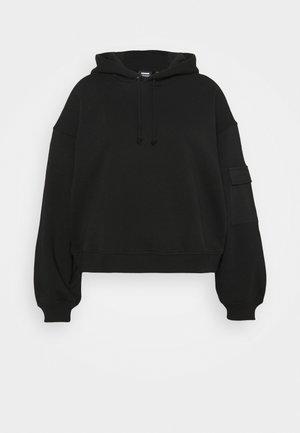 PENNY HOODIE - Sweatshirt - black