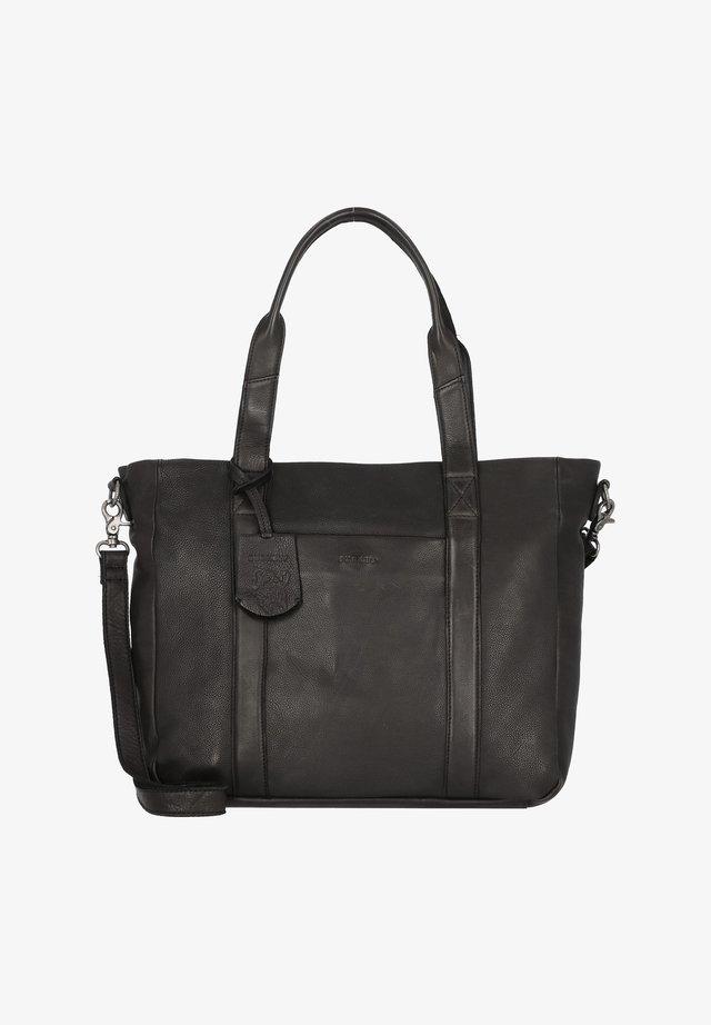 JACKIE  - Shoppingväska - black