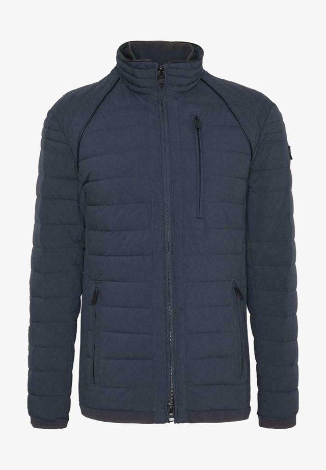 MOL - Winter jacket - moonlightblue