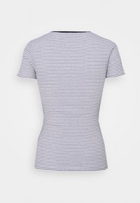 Marks & Spencer London - FITTED - Print T-shirt - white - 1
