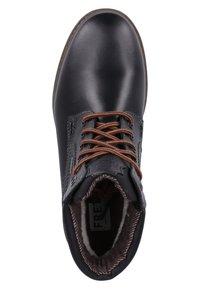 Fretz Men - Lace-up ankle boots - black - 1