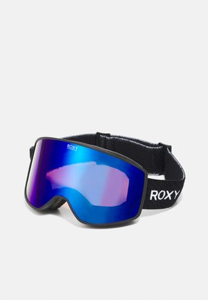 STORM WOMEN - Ski goggles - true black