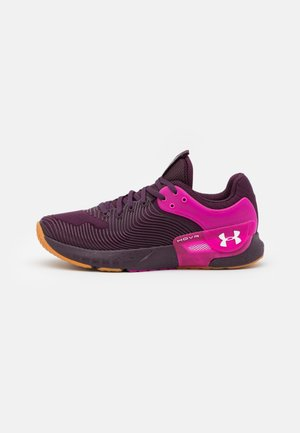 HOVR APEX 2 GLOSS - Trainings-/Fitnessschuh - polaris purple