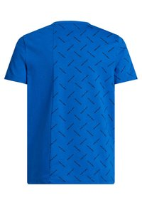 WE Fashion - Print T-shirt - bright blue - 4