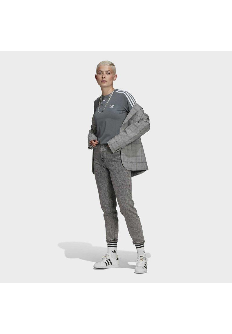 adidas Originals - Long sleeved top - blue oxide