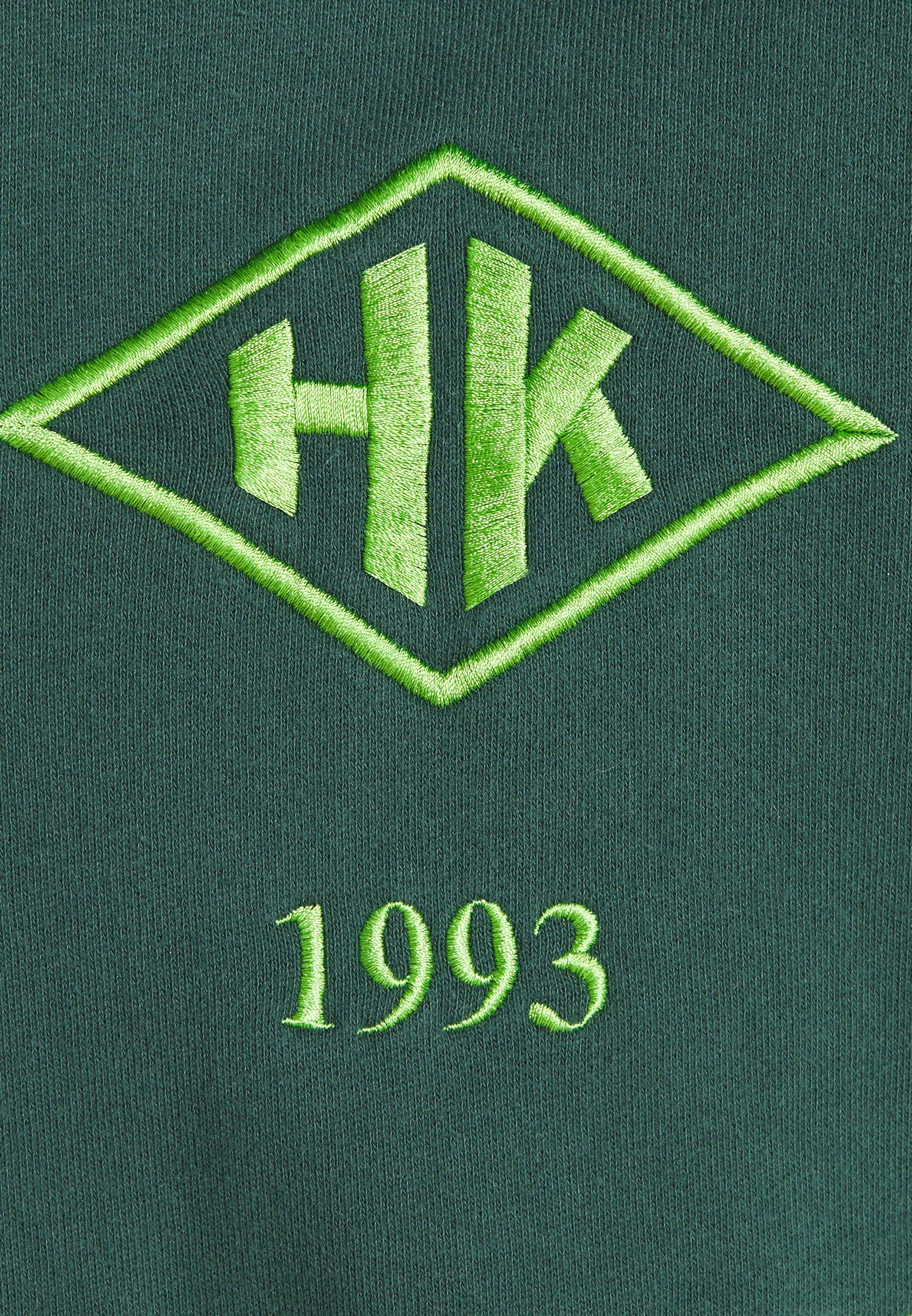 BULKY HOODIE Hættetrøjer faded green