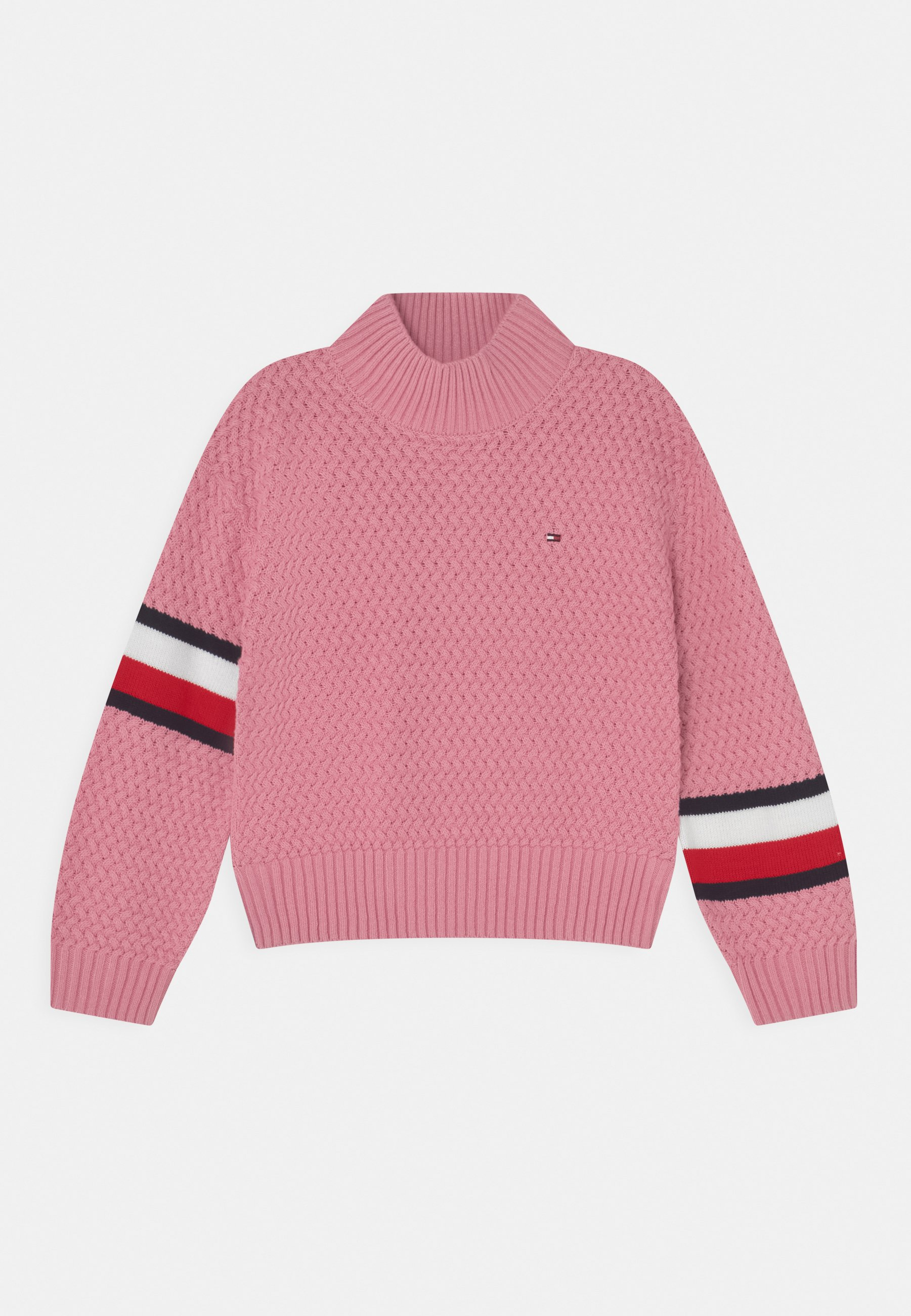 Kids CHUNKY CABLE MOCK NECK - Jumper