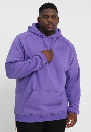 BLANK HOODY - Hoodie - ultra violet