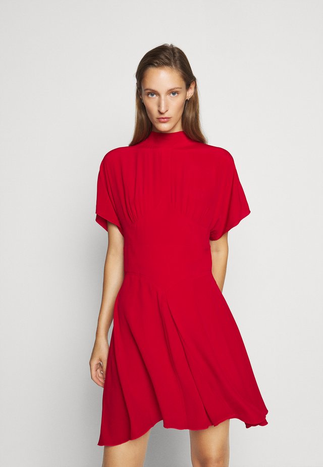 Kjole - red