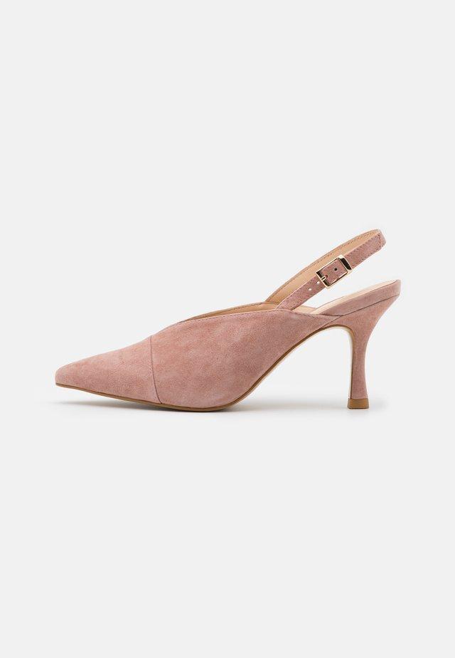 GIADA - High heels - malva