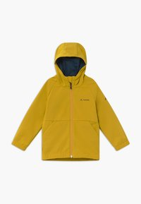 Vaude - KINICH UNISEX - Soft shell jacket - marigold - 0
