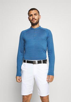 CLOUDSPUN  - Top sdlouhým rukávem - federal blue heather