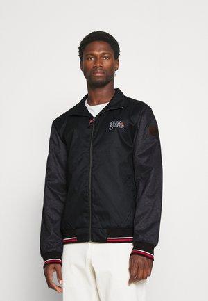 TEDDY JACKET - Light jacket - black