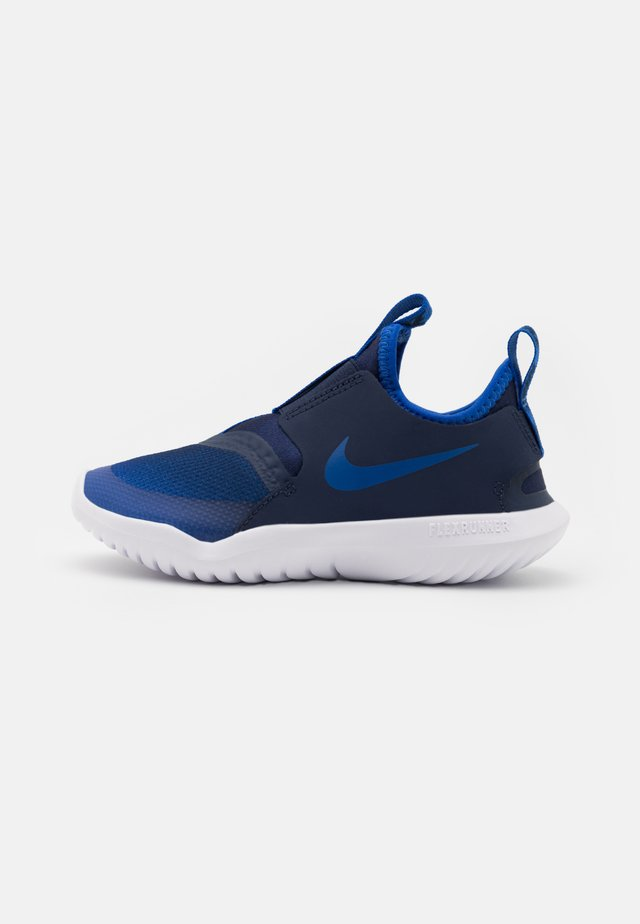 FLEX RUNNER UNISEX - Chaussures de running neutres - game royal/midnight navy/white