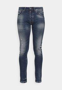MORTEN - Jeans Skinny Fit - dark blue