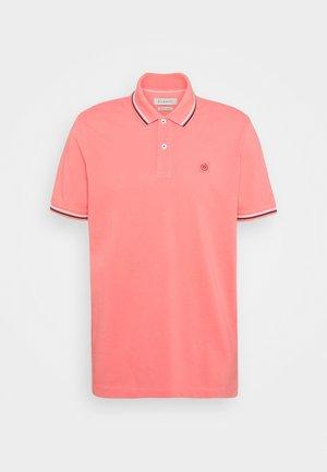Polo shirt - red light