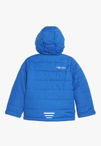 TrollKids - KIDS HEMSEDAL SNOW JACKET - Light jacket - medium blue - 1