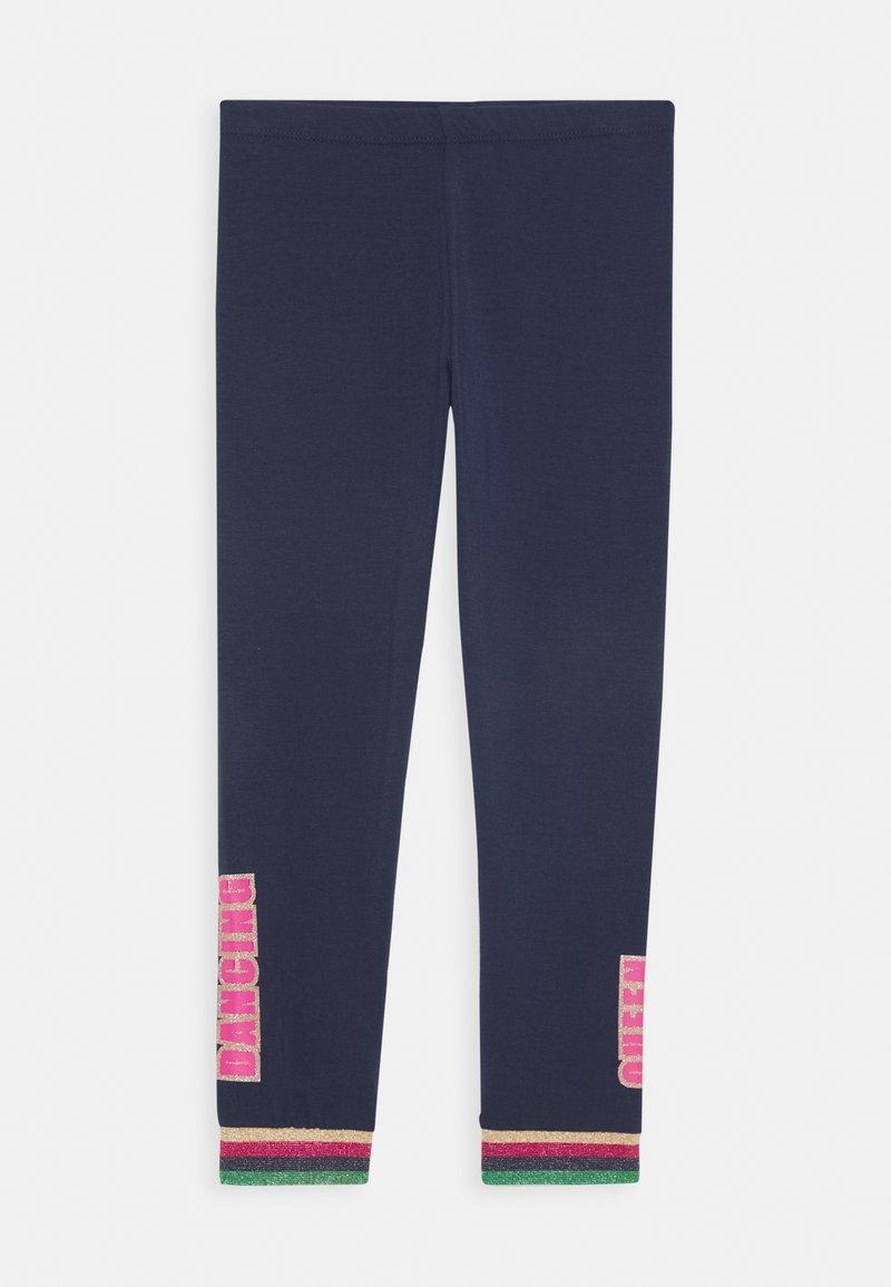 Billieblush - Leggings - Trousers - navy