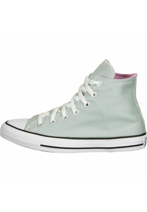 CHUCK TAYLOR ALL STAR HI - Höga sneakers - blue/white/pink