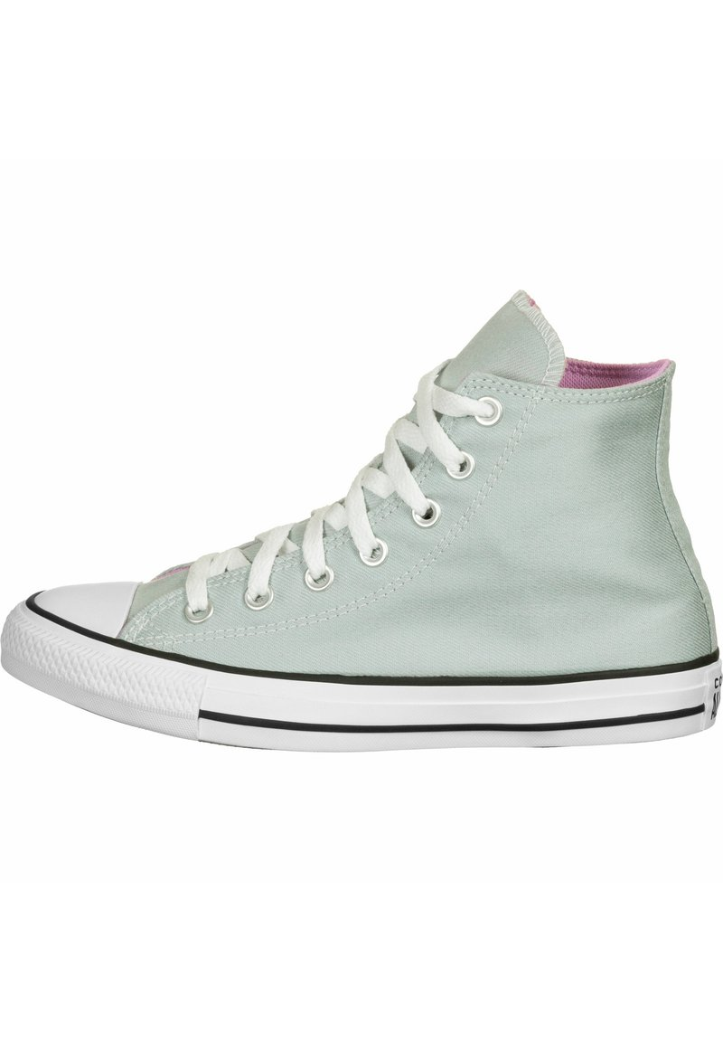 Converse - CHUCK TAYLOR ALL STAR HI - Baskets montantes - blue/white/pink