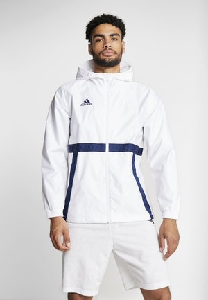 TAN - Training jacket - white