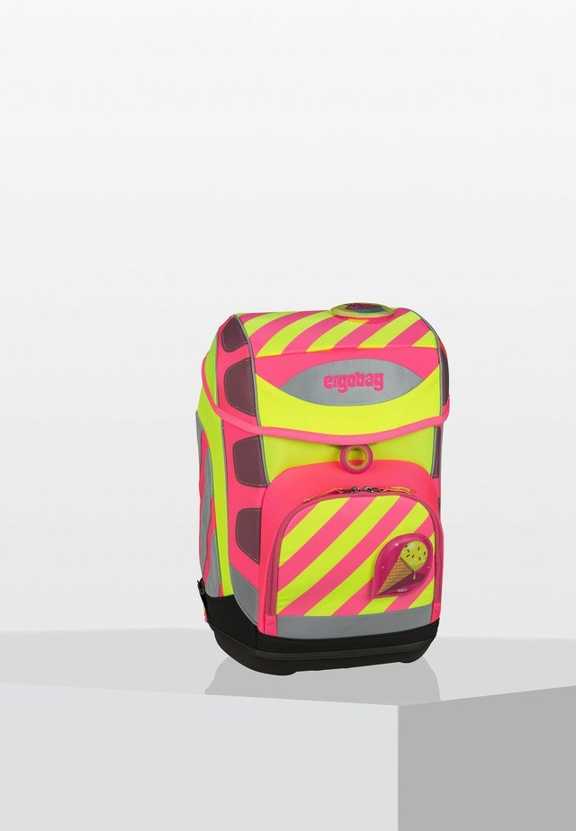 NEO EDITION - School bag - red