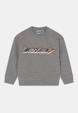 UNISEX - Sweatshirt - grey melange