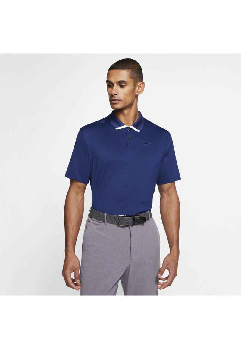 Nike Golf - VAPOR  - Polotričko - blue void/white/blue void
