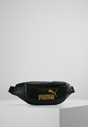 CORE UP WAISTBAG - Bum bag - black