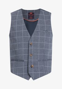 WE Fashion - Gilet elegante - grey - 2